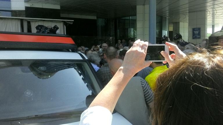 Автопробег Эха добрался до Екатеринбурга (фото, видео)