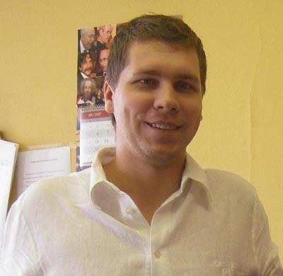 Андрей Родионов покинул Эхо Москвы